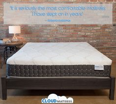 Try The Cloud Mattress Risk Free For 90 Nights We Promise That You Won T Regret It