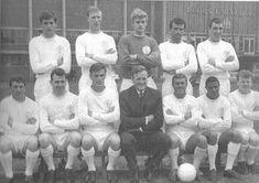 Leeds United F.C. History Leeds United Team, Leeds United Football, British Football, Back Row, Front Row, Leeds United Wallpaper, The Damned United, Norman Hunter, Jack Charlton