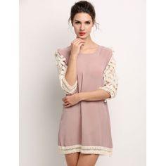 Stylish Women Tassel Lace Mini