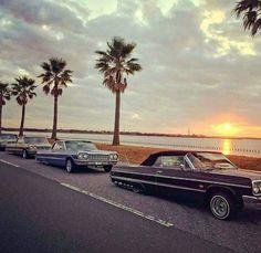 Chicano, Impala 64, Buy Shiplap, Supernatural Impala, Lowrider Model Cars, Hydraulic Cars, Small Town America, Cali Style, Car Goals