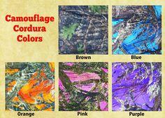 "Camouflage Contoured Pad, Square, 30"" x 30"" #camo #horse @TripleEmfg"