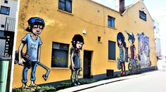 Street Art, Bristol, England from Travel with Iva Jasperson  Hello everyone... Bristol is a city straddling the River Avon in the southwest of England with a prosperous maritime history. Its former city-centre port is now a cultural hub, the Harbourside, where the M Shed museum explores local social and industrial heritage. The harbour's 19th-century warehouses now contain restaurants, shops and cultural institutions such as contemporary art gallery The Arnolfini.  info from Wikipedia…