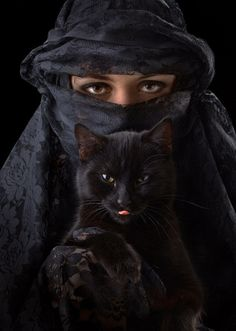"Ms. Goodman & ""Shadow"", this image posted simply as another gentle slam directed to me. Well, Di - cat looks a bit miffed, I'd take care - he has advance instructions to follow (go puss).<#"