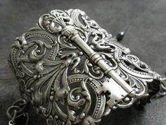 Skeleton Key Bracelet