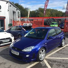 The power of social media sold within hours and collected #ford #focusrs #rs #rsdirect #rsdirectspecialistcars