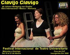 https://flic.kr/p/DXvUqD | Clavijo Clavigo Festival Internacional de Teatro Universitario.