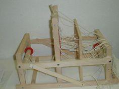 Brio-Easy-Weaving-Table-Top-Loom-Weaving-16-long-10-5-wide-Sweden-Rare ...