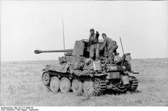 Russland-Süd, Panzerjäger Marder II