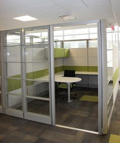 office cubicle door. glass office made from cubicle panels like the open design u0026 fact there isn door