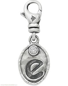 Sterling Silver, Cubic Zirconia.