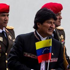Bolivian President Evo Morales declared Israel a 'terrorist state'