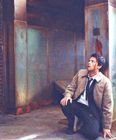 I'm almost sorry for spamming your board with Castiel pictures - almost.