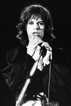 Mick Jagger, Amsterdam, 1973