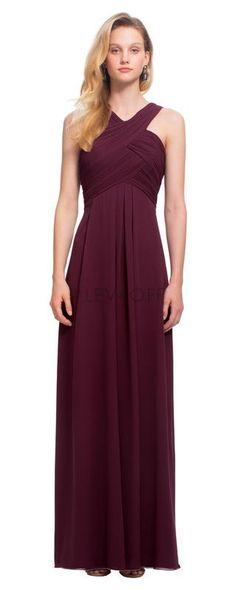 9ad8f52e5b9  Levkoff 7016. Cranberry Bridesmaid DressesBridesmaid Dress ...