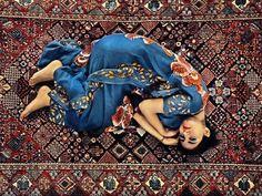 Mozhde Nourmohammadi. Donna e dintorni, Palazzo Pepoli Campogrande, Bologna