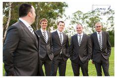 Andy & Jess – April 2013 – Wedding at Brisbane Golf Course, Brisbane, Australia Ushers, Brisbane Australia, Keep Warm, Norfolk, Groom, Wedding Photography, Stylish, Blog, Wedding Shot