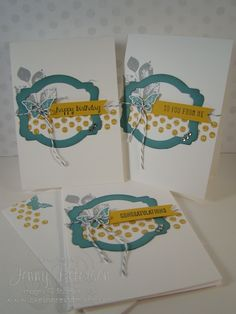 Kinda Eclectic stamp set, Jenny Peterson, Stampin' Up! Demonstrator, Stampin' Up!, Lakeshore Stamping