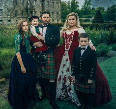 Blackstock Family: Brandon, Kelly, Savannah, Seth, River Rose & Remington