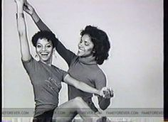 Sisters Debbie Allen and Phylicia Rashad.