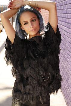 Nicole Richie Reveals Her #1 Favorite Styling Trick via @WhoWhatWear