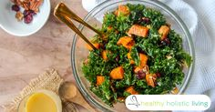Here at Healthy Holistic Living, we search the web for great health content to share with you. This article is shared with permission from our friends at foodmatters.tv Packed with greens, proteins and fiber plus a rainbow of nutrients, this is the perfect salad that will also double as a...More