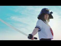 Nissin Ramen's Newest Ad Involves a Samurai Schoolgirl Drones Zombies & Sumo Wrestlers