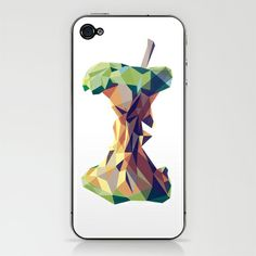 Keep Thinking Different. iPhone & iPod Skin