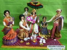 Khashi yatra DOlls at Kristudios........