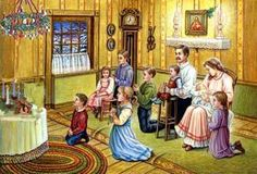 Catholic Christmas Traditions the way it should be :( sadly not the way it is anymore. it is up to people who know to teach others only then will we remember jesus' birth with grace. Catholic Kids, Roman Catholic, Catholic Marriage, Catholic Beliefs, Saying The Rosary, Christmas Traditions, Catholic Traditions, Christmas Eve, Kirchen