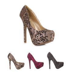 High Heels - Womens Shoes