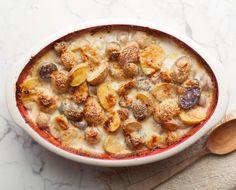 Autumn Potato Gratin Recipe : Rachael Ray : Food Network - FoodNetwork.com