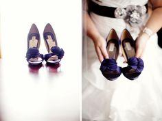 shoes purple