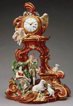 datant Seth Thomas horloges murales