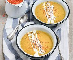Rote-Linsen-Kokos-Suppe by Dreierlei Liebelei on www.rezeptwelt.de