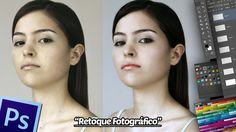 Retoque Fotográfico Profesional en Photoshop.