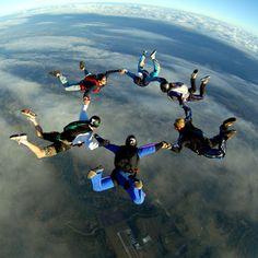 Sky dive <3