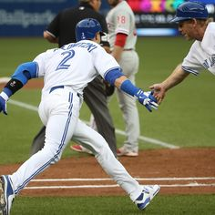 Troy Tulowitzki Bombs HR in 2nd At-Bat with Toronto Blue Jays | Bleacher Report