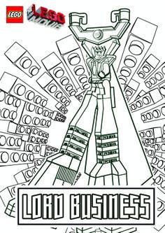 Printable Lord Business
