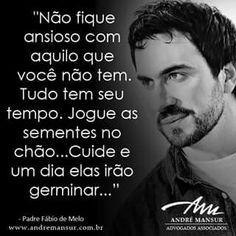 239 Melhores Imagens De Padre Fábio De Melo Em 2019 Quotations