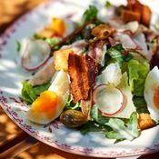 Salade César - une recette Chic et décontracté