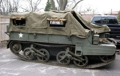1944 Windsor built universal carrier