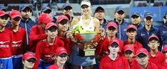 Welcome to Lakeleo's Blog: Maria Sharapova beats Petra Kvitova to win China O... #Tennis #ChinaOpenFinal #MaraiSharapova #Russia