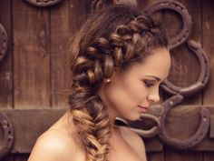 Flechtanleitung: Holländischer Zopf Top Hairstyles, Hair Cuts, Hair Color, Dreadlocks, Nivea, Hair Styles, Beauty, Trends, Models