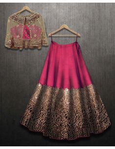 Excited to share this item from my shop: VeroniQ Trends- Designer Lehnga Choli in foil mirror work with A koti or jacket in Royal Majenta Color-Engagement,partywear Ghagra Choli, Designer Lehnga Choli, Lehenga Choli Online, Lehenga Choli With Price, Kids Lehenga Choli, Lehenga Choli Wedding, Sarees Online, Indian Gowns Dresses, Indian Fashion Dresses
