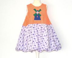 Kleider - FebruarKonfetti - Holländerin,Meisje,Ballonkleid - ein Designerstück von pipinja bei DaWanda
