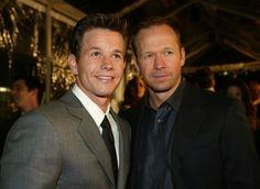 Donnie & Mark Wahlberg.