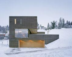 subtilitas:  Ivan Cavegn - Wanger house, Schellenberg 2012. Photos © Barbara Buehler.