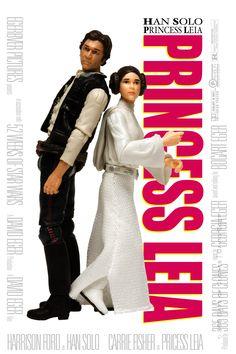 """Princess Leia"" is my interpretation of the 1990 classic ""Pretty Woman""."