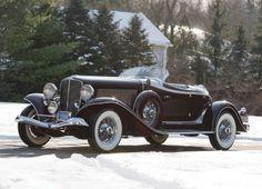 Auburn Twelve Salon Speedster 1934