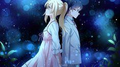 Desktop Wallpaper Anime Couple, Kaori Miyazono, Kousei Arima, Your Lie In April, Hd Image, Picture, Background, Hrokxf